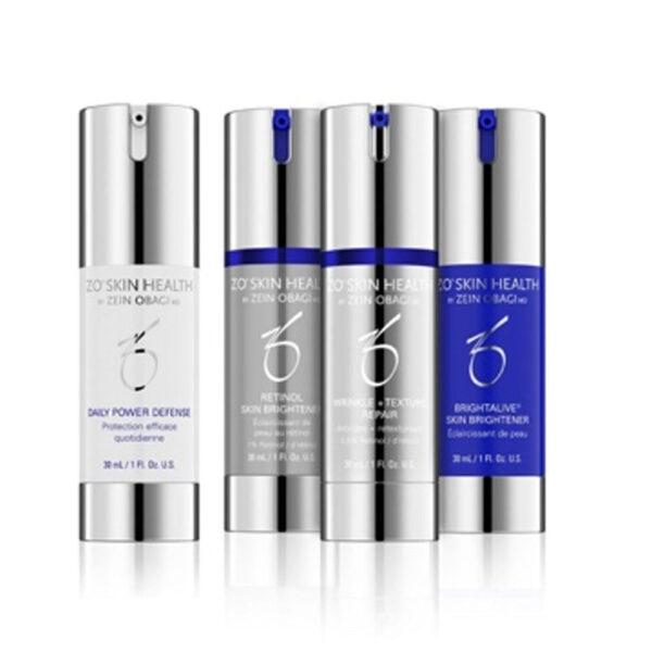 O Skin BrighteningTexture Program